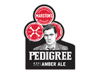 Pedigree Amber Ale